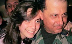 قصة الوالد والزوج والقائد والسياسي كلودين ميشال عون تتذكر